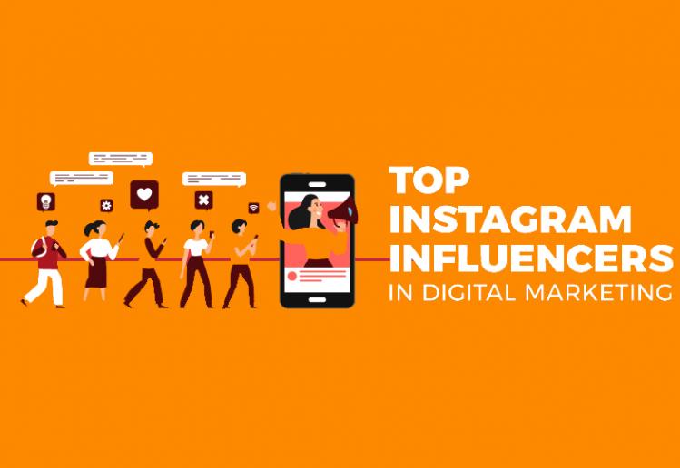 op 10 Instagram Influencers in Digital Marketing - Lakshya Sharma