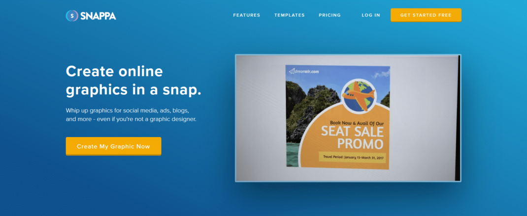 Snappa-Online-Graphic-Designing-Tool