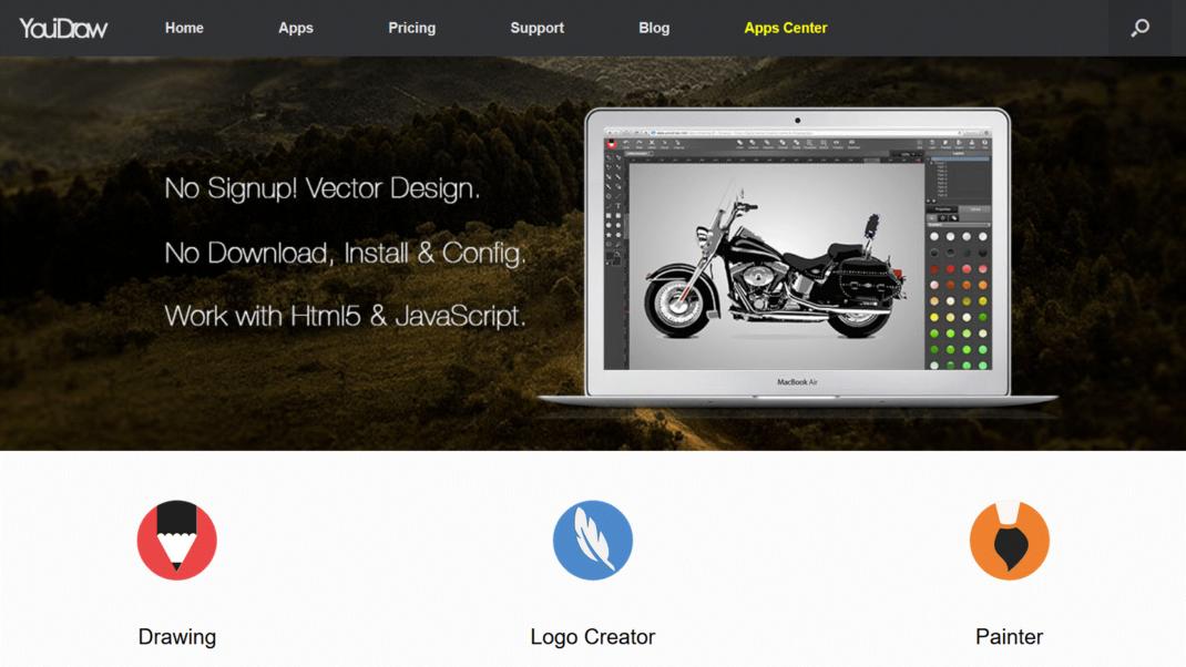 youidraw-graphics-designing-tool