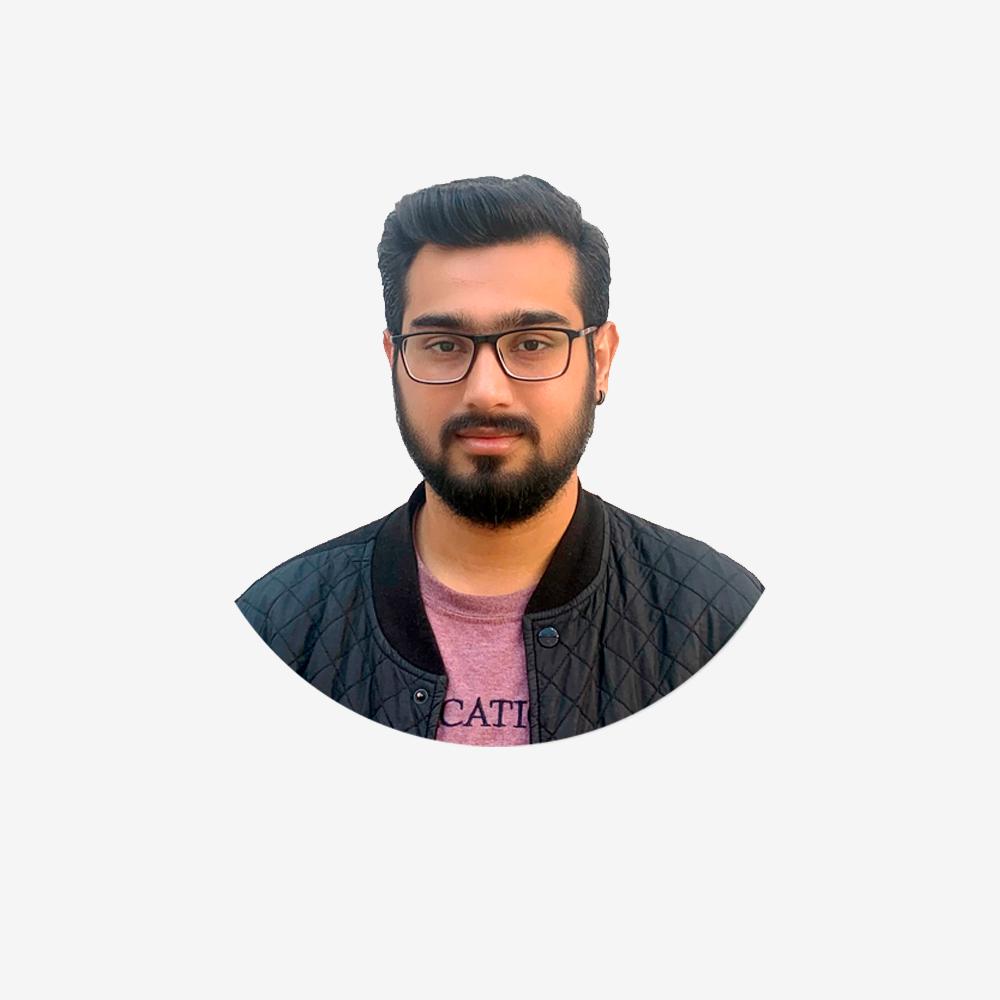Hi! I am Lakshya Sharma, A Digital Marketer.